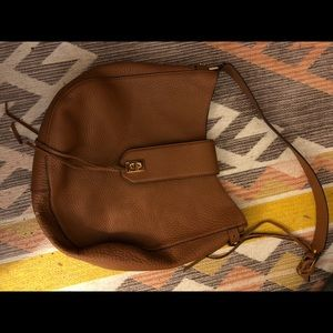 Brown Leather Rebecca Minkoff Hobo